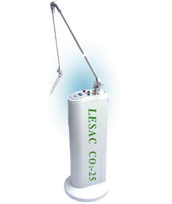 炭酸ガスレーザー(厚生省認可)